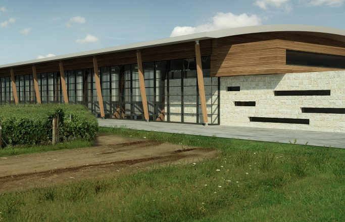 WINERY DESIGN – EXTERIOR