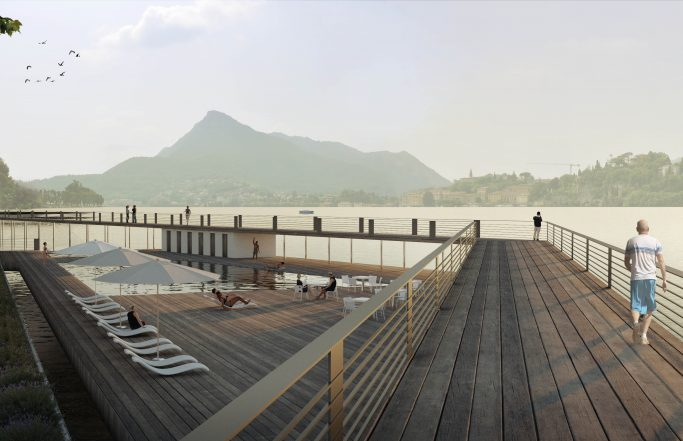 LECCO LAKE WATERFRONT