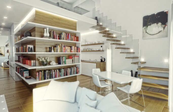 SMALL LOFT REDESIGN A