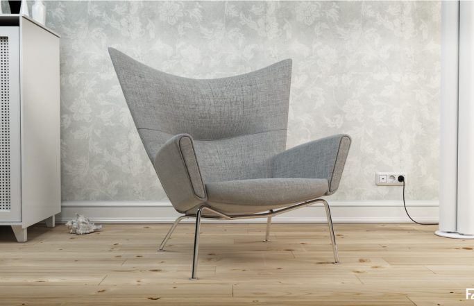 HANS WEGNER'S 1960 445 CHAIR