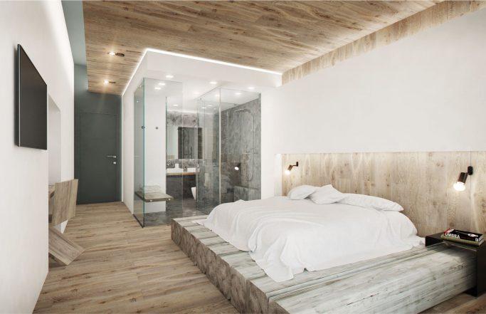 LUXURY BED & BREAKFAST DESIGN