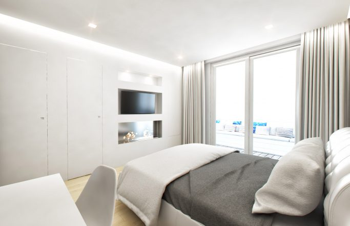 HOUSE INTERIOR RENOVATION – BEDROOM AND BATH