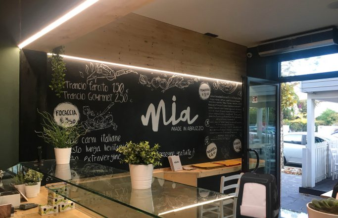 MADE IN ABRUZZO RESTYLING – BUILT