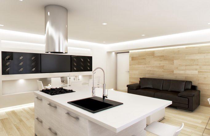 HOUSE INTERIOR RENOVATION – DINING ROOM