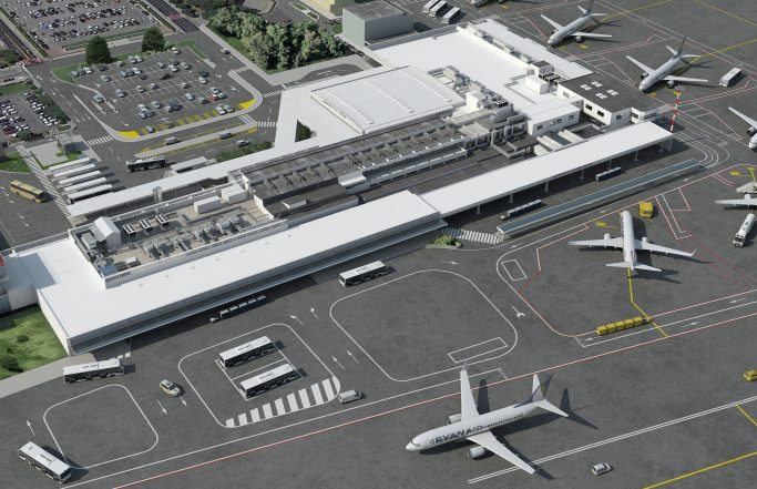 CIAMPINO AIRPORT RENOVATION